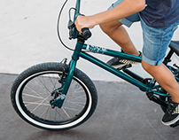 DECATHLON BIKES 2015-2016┊BMX