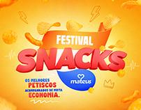 Festival Snacks - Mateus