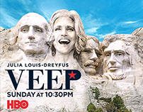 """Veep: Season 4"" Digital Media Campaign"