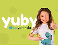 "Branding for ""Yuby Kids Club"""