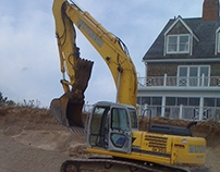 Steven Mezynieski: Excavation and Site Development
