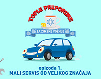 Winter is coming-small service