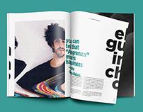Elbow magazine