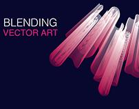 Blending Vector Art