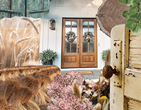 Rustic Country Capstone Collection