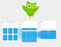 Duolingo Interaction Model Redesign