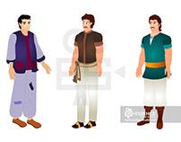 Character I Essence studios