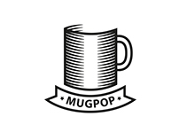 Logo design for MugPop