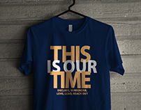 This is our time Tees Studies