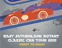 East Sutherland Classic Car Rally 2015