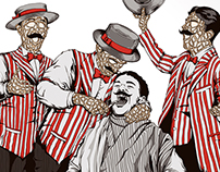 Barbershop Quartet Surgeons
