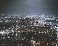 Adventures in Tokyo