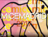 Video Summary for MICE Madrid 2017