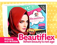 Adave Beautiflex Ads Design