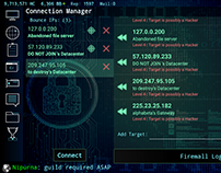 """""""Hackers Online"""" icons"""