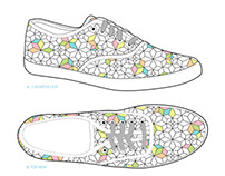 Clothing/Shoe Designs circa 2012-2013