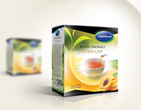 Form Tea Package Design