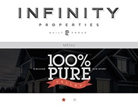 Infinity Properties Website