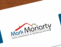 Mark Moriarty Logo & Business card