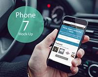 Phone 7 Mock-Up