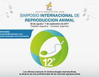 IRAC Simposio 12 - logo y piezas varias