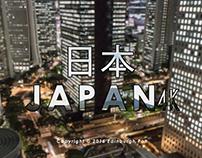 JAPAN 4K TIMELASPE