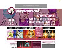 Gaygamer.net Redesign
