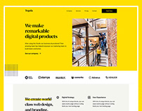 Togola Landing Page Template