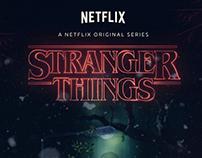 Stranger Things - Alternative Poster Pt 1