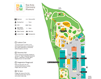 Bay Area Discovery Museum Site Map