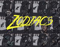 Zodiacs-T-shirt Project