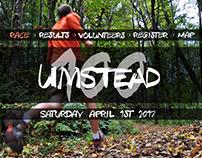 Umstead 100 Ultrathon Webpage