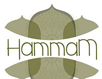 Hammam Home Textile Logo Proposal