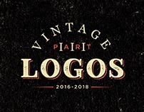 Vintage Logos part 3