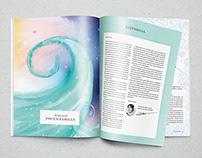 Focus Famille | Magazine Spreads | Illustrations