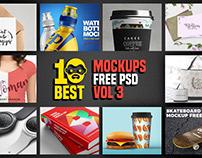 10 Best IMac Mockup Free PSD Vol 3