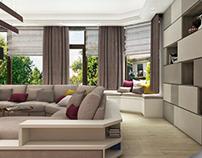 Cashmere - private house interior design