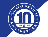 PlayStation®Store 10th Anniversary