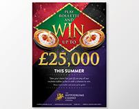 HippoDrome Casino Poster