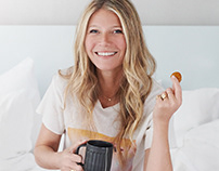 Gwyneth Paltrow: The Clean Plate
