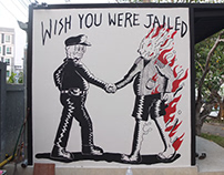 Wish You Were Wall Paint