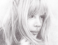 Marianne Faithful- Metalpoint