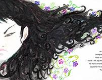 Illustrated Album - Lady of Snows