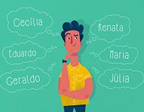 CORREIOS | MARKETING DIRETO - Animação 2D