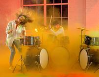 Berentzen - Drums