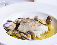 Food Photography | Roberto's - Athénée Palace Hilton