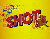 Lacta Shot Typography Redesign Project