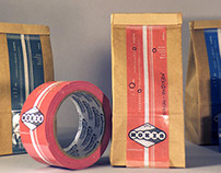Café Mokxa - Coffee Bags branding