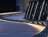 Jim Stynes Bridge - Melbourne