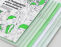 CNJ Pedagogic Kit / editorial + illustration